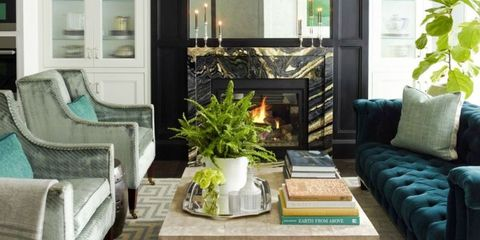 Green, Room, Interior design, Living room, Furniture, Home, Table, Wall, Couch, Interior design,