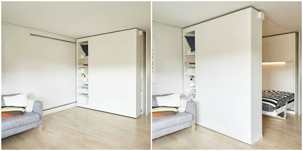 Ikea Moveable Wall Project Small Space Solutions
