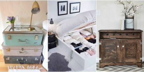 10 Genius Ways to Make Bedroom Storage Work Harder