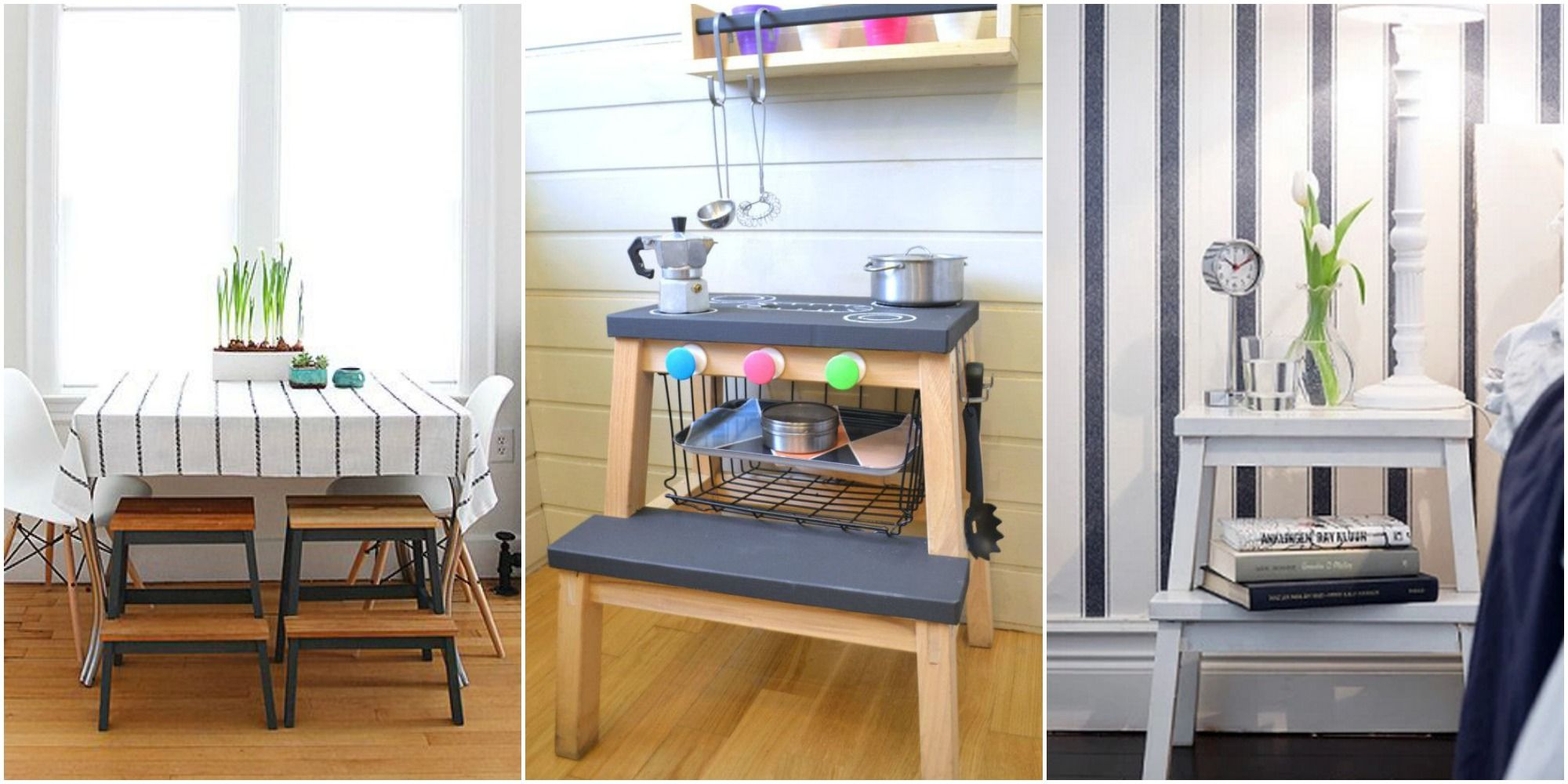 Stupendous Ikea Bekvam Step Stool Ikea Hacks Bralicious Painted Fabric Chair Ideas Braliciousco