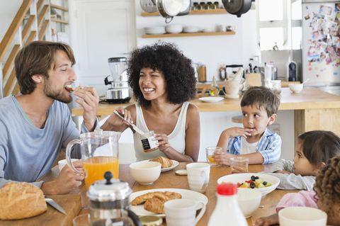 Face, Food, Meal, Cuisine, Tableware, Table, Beard, Sharing, Dishware, Dish,