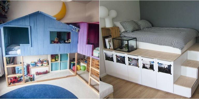 IKEA Bed Hacks - How to Upgrade Your IKEA Bed