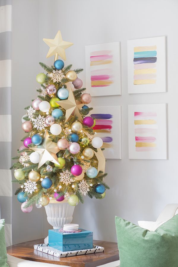 37 christmas tree decoration ideas pictures of beautiful christmas trees - 4 Christmas Tree