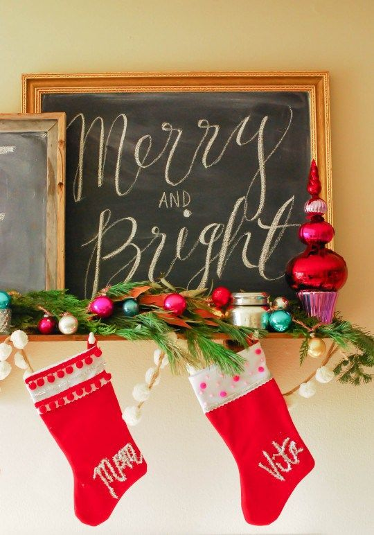 18 unique christmas stockings best diy ideas for holiday stockings - Decorating Christmas Stockings