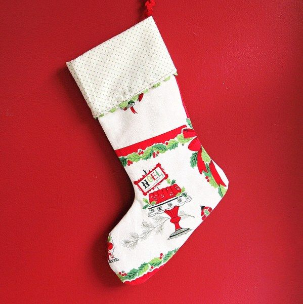 18 unique christmas stockings best diy ideas for holiday stockings - Christmas Socks Decoration