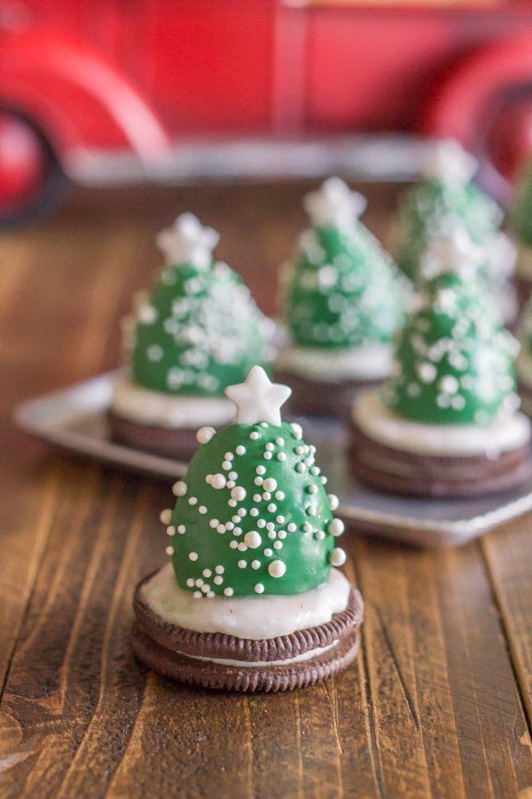 35 Easy Christmas Dessert Recipes - Cute Ideas for Christmas Desserts
