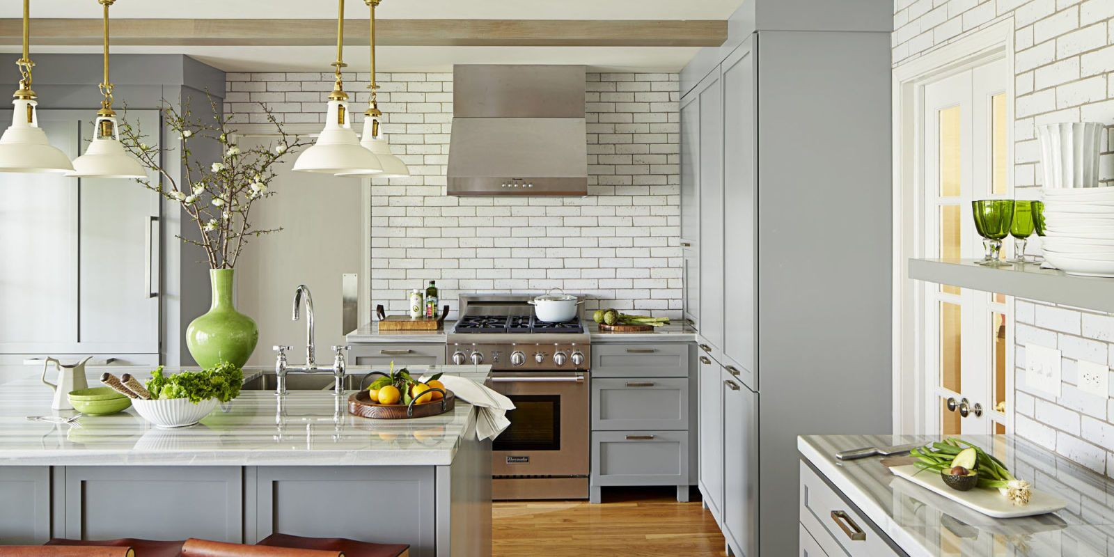 image & 20+ Best Kitchen Countertops Design Ideas - Types of Kitchen Counters