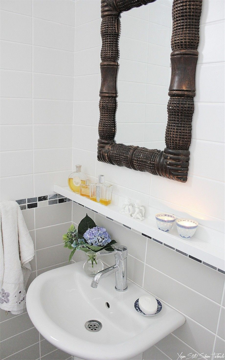 11 IKEA Bathroom Hacks - New Uses for IKEA Items In the Bathroom