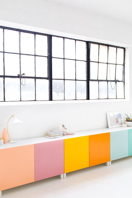 Ikea Cabinet Hacks - New Uses for Ikea Cabinets