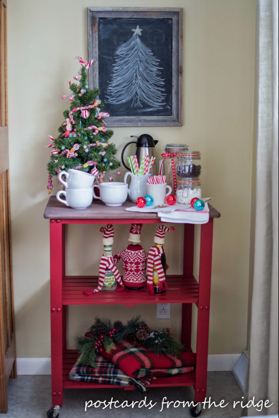Home Xmas Decorating Ideas Part - 48: House Beautiful