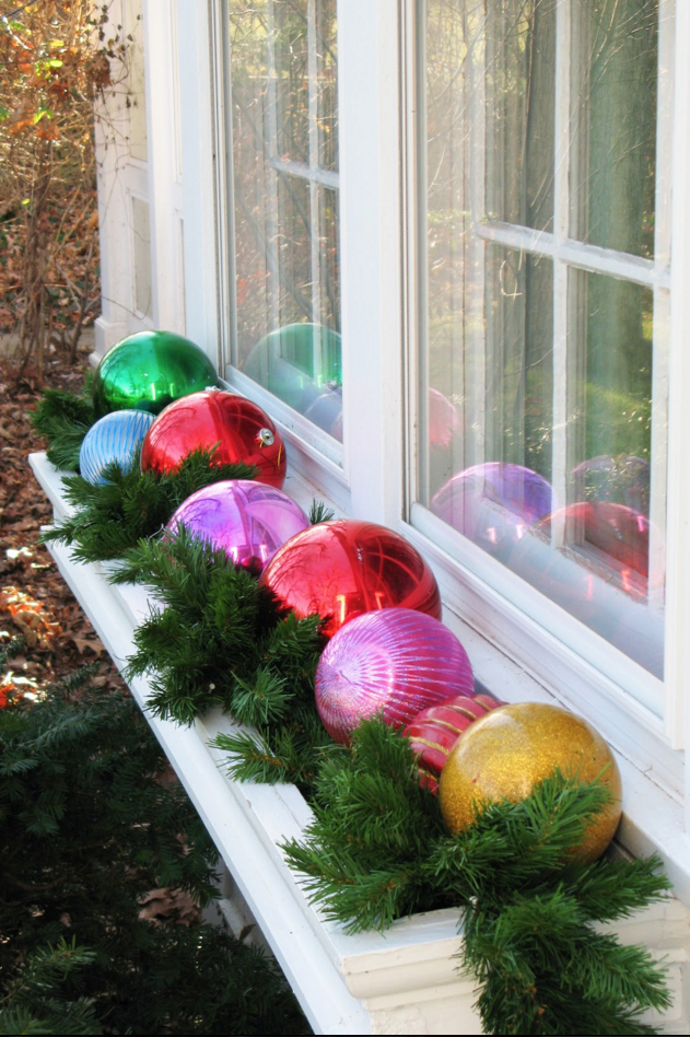 32 Best Outdoor Christmas Decorations - Christmas Yard Decorating ...