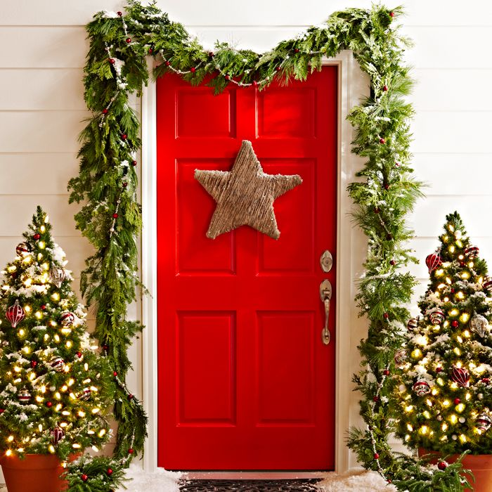 Best Outdoor Christmas Decorations Christmas Yard Decorating - Best red christmas decor ideas