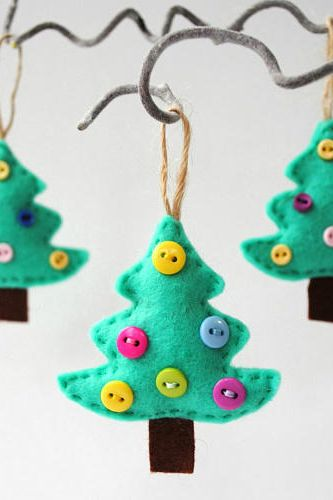 buddly crafts - Christmas Decoration Crafts