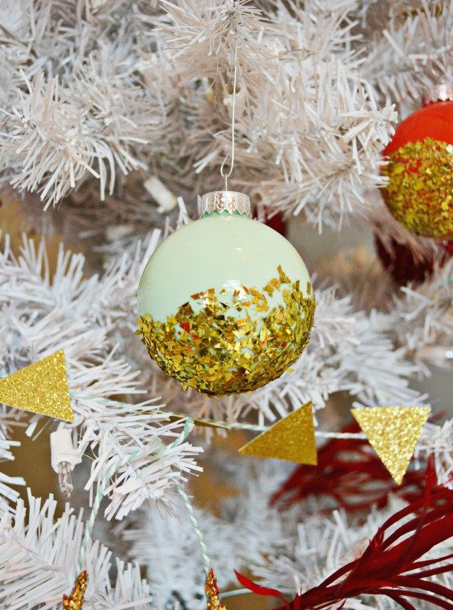 Easy Homemade Christmas Ornaments How To Make DIY Christmas - Diy christmas ornaments