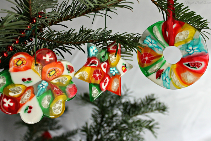 27 Easy Homemade Christmas Ornaments - How To Make DIY Christmas ...