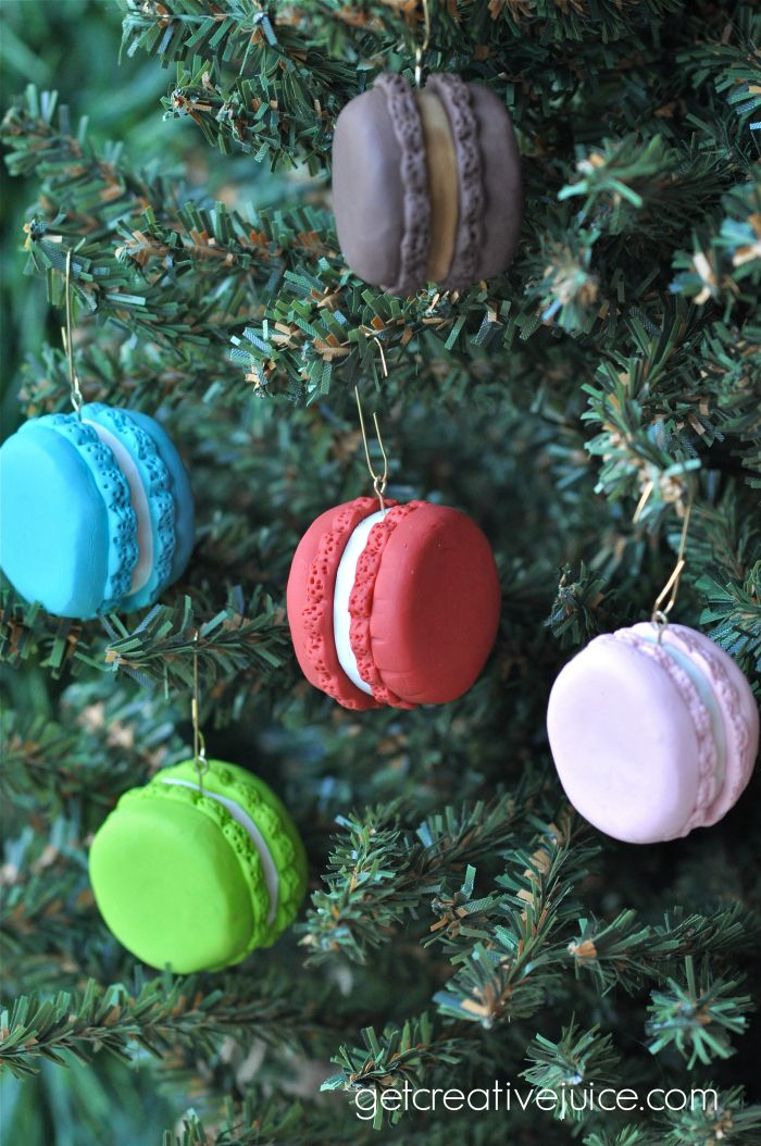 32 Easy Homemade Christmas Ornaments How To Make Diy Tree