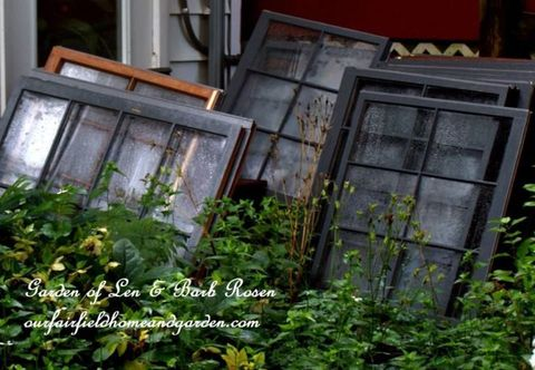 greenhouse made out of vintage windows how to build a greenhouse