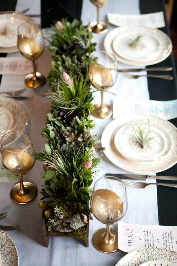 Attractive Holiday Table Decorating Ideas Part - 9: House Beautiful
