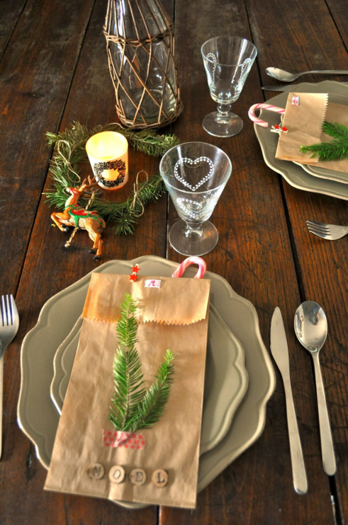 Holiday Table Decorating Ideas Part - 23: House Beautiful