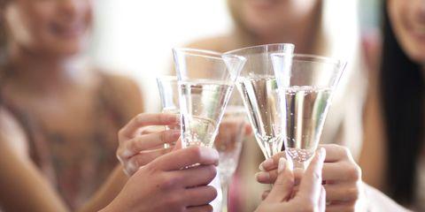 Finger, Glass, Drinkware, Nail, Transparent material, Barware, Drinking, Thumb, Stemware, Champagne,