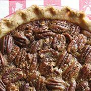 Food, Pecan, Pie, Fast food, Arthropod, Comfort food, Recipe, Cooking, Zophobas morio, Snack,