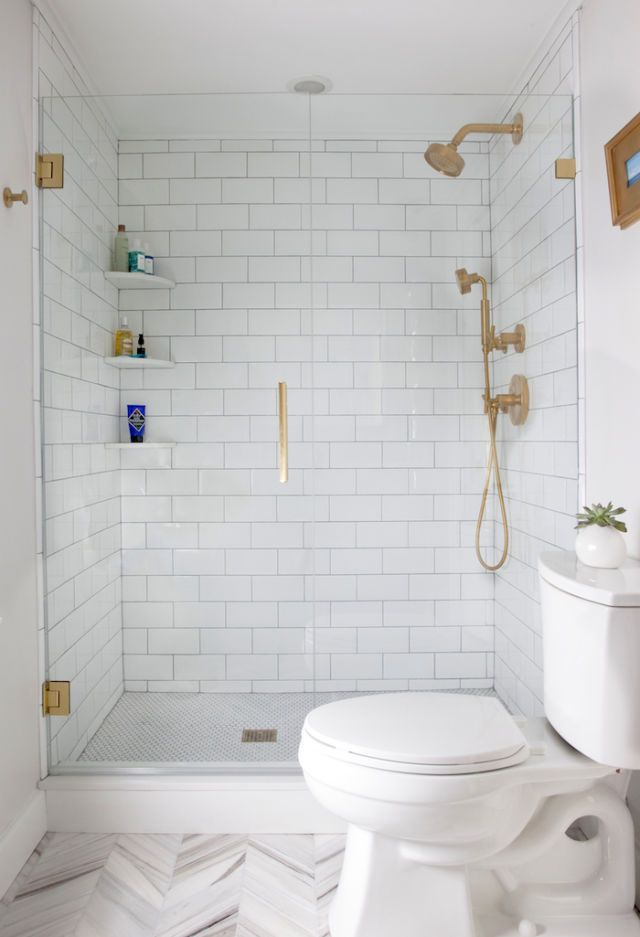 amazing Small Bathroom Ideas Photo Gallery Part - 5: House Beautiful