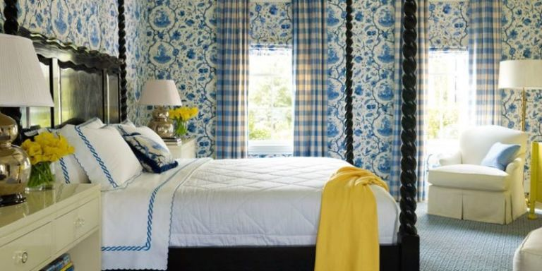 a little wallpaper paint or colorful accents can make such a big difference in your home you can tackle each of these ideas in one day even though the