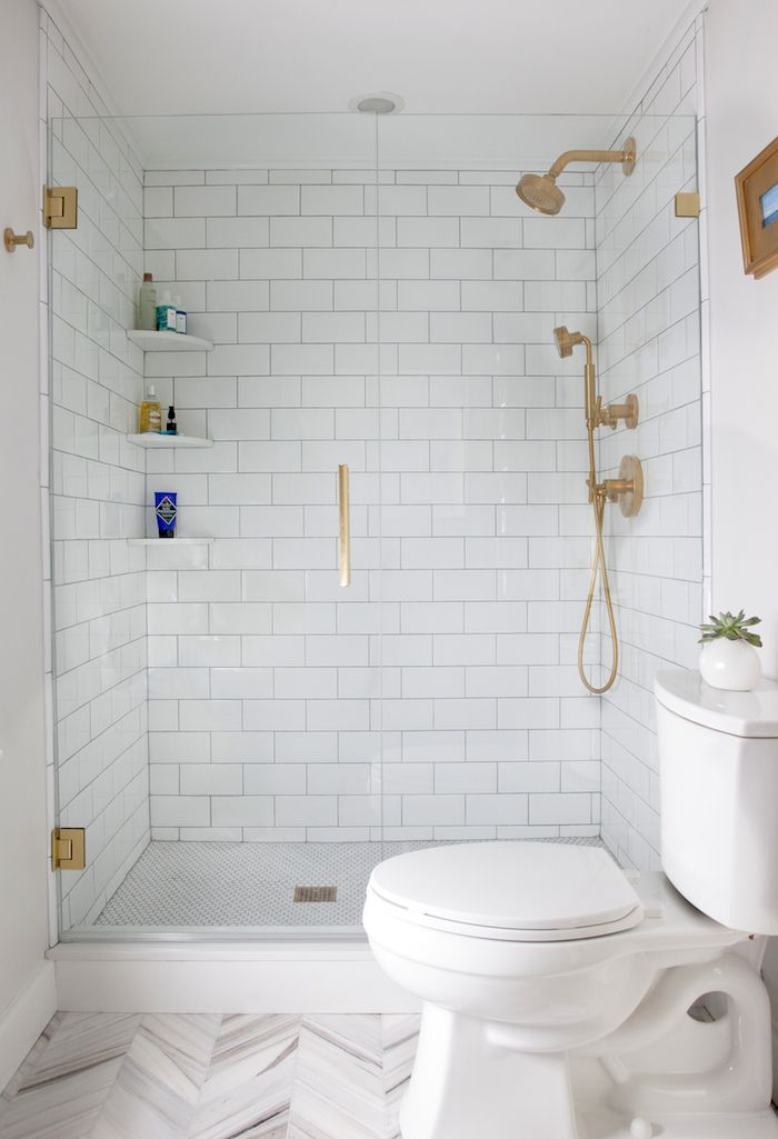 See all our small bathroom design ideas on HOUSE by House & Garden,  including this