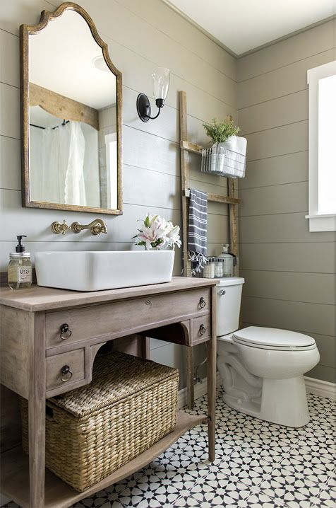 Courtesy of Jenna Sue Design Co. & 25 Small Bathroom Design Ideas - Small Bathroom Solutions