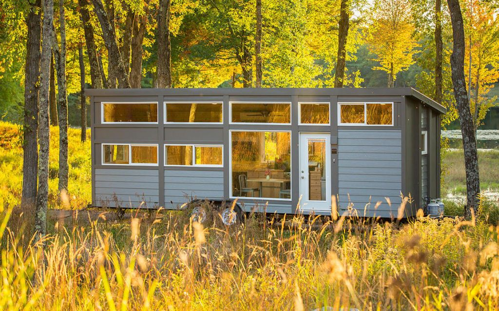 Can You Believe This Tiny House Sleeps 8 People?