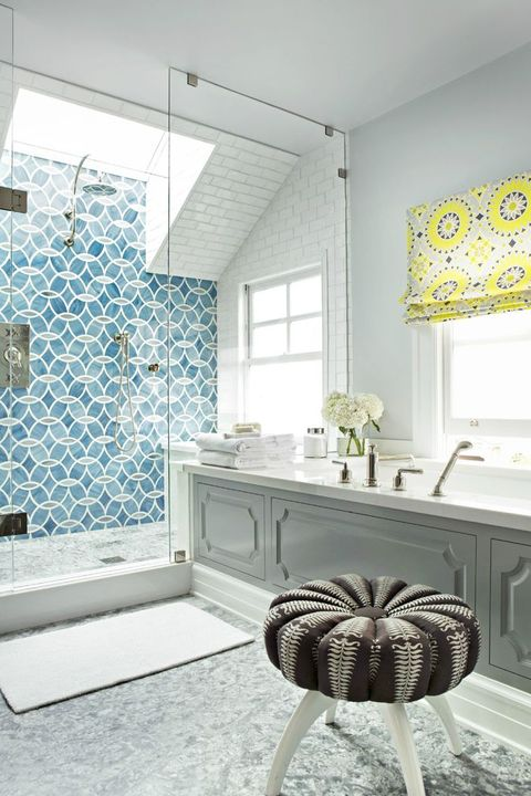 30+ Bathroom Tile Design Ideas - Tile Backsplash and Floor ...
