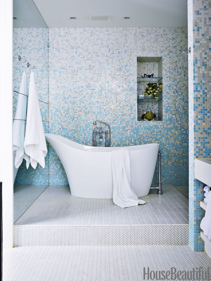 70+ Best Bathroom Colors - Paint Color Schemes for Bathrooms