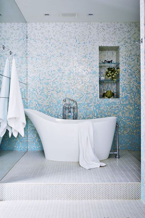 Ideas For Tiles In Bathroom | 30 Bathroom Tile Design Ideas Tile Backsplash And Floor Designs