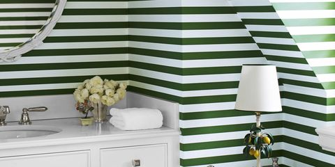 Stripe Designs For Walls Bathroom on striped bathroom walls, designs painted striped walls, stripe designs for dining rooms,
