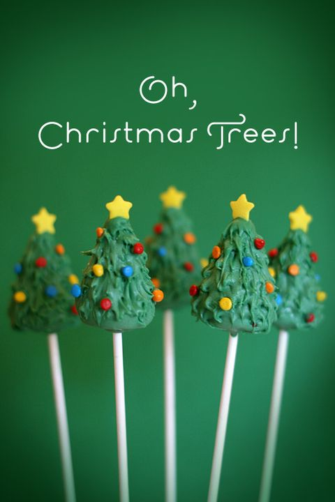 "<p>If you're a fan of kebabs and skewers, then cake pops are the dessert for you! For your next holiday fete, make these festive treats, which are bound to ""sleigh"" your crowd.</p><p><a href=""http://www.bakerella.com/its-beginning-to-look-a-lot-like-christmas/"" target=""_blank""><strong>Get recipe at Bakerella.</strong></a> </p>"