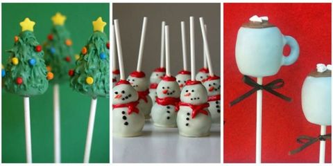 10 Christmas Cake Pops No One Will Be Able to Turn Down