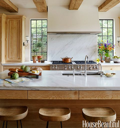 Tour An Alabama Tudor-Styled Kitchen