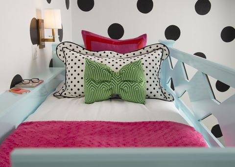 Kate Spade Bedroom Makeover - Bedroom Makeover Ideas
