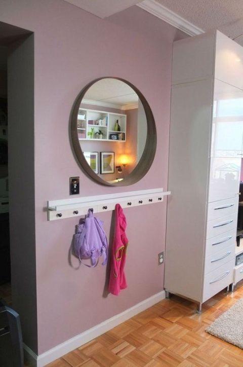 Entryway Mudroom Storage Ideas