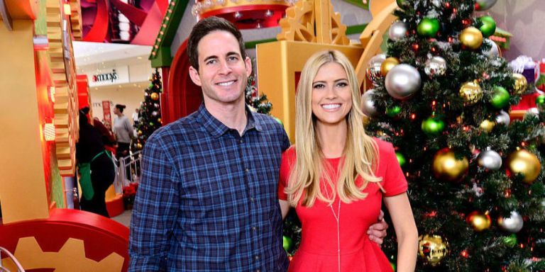 Welcome to the 'Family': Tarek El Moussa and Heather Rae Young Take First Holiday Photo With Kids