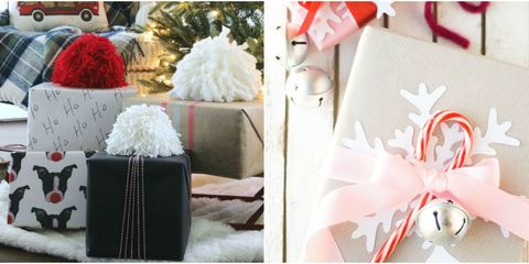 gift wrapping tricks