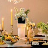 Interior design, Petal, Candle, Centrepiece, Serveware, Flower Arranging, Bouquet, Floristry, Still life photography, Vase,