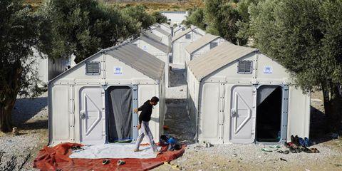 IKEA refugee homes
