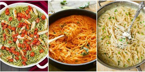 Most Delish Spaghettis