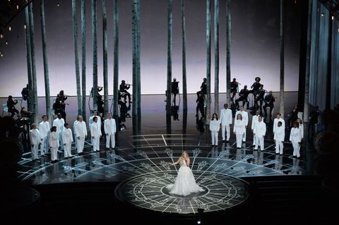 Lady Gaga Oscar performance
