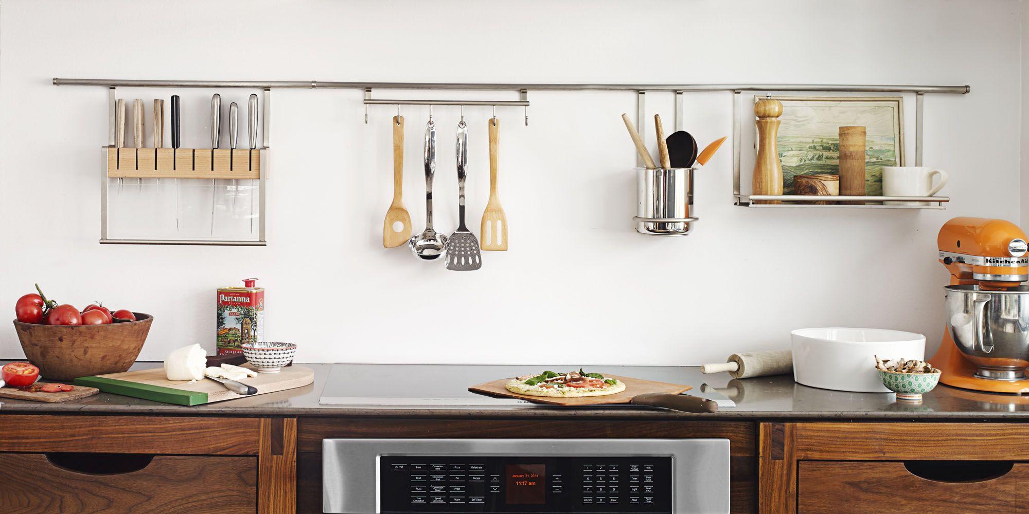 11 organization tricks that keep countertops clear - kitchen