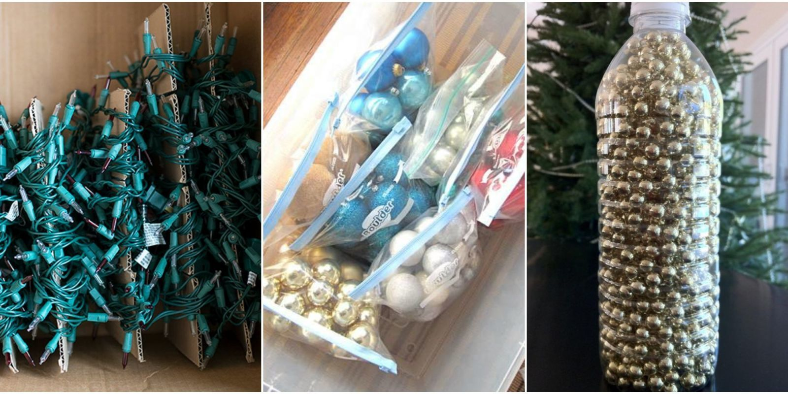 20 Super-Smart Ways to Store All of Your Christmas Decorations