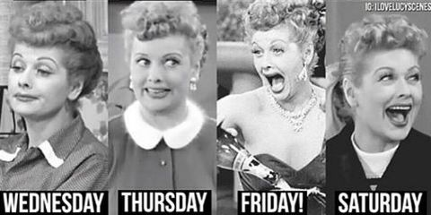 The Best Moments Of I Love Lucy Funny I Love Lucy Photos