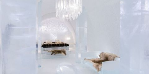 Light fixture, Sculpture, Boot, Transparent material,