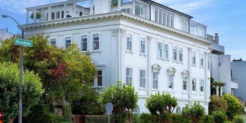 San Francisco, California home